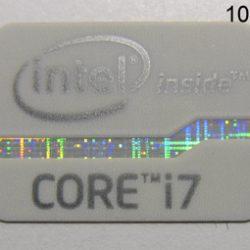 Badge 905 Emblem 17 x 23mm Microsoft Windows 10 Pro Sticker